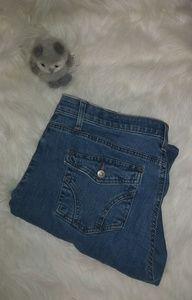 Merona Flap Pockets Jeans Sz 14R Plus